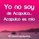 Acapulco es mío