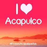 I love Acapulco