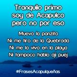 Soy de Acapulco