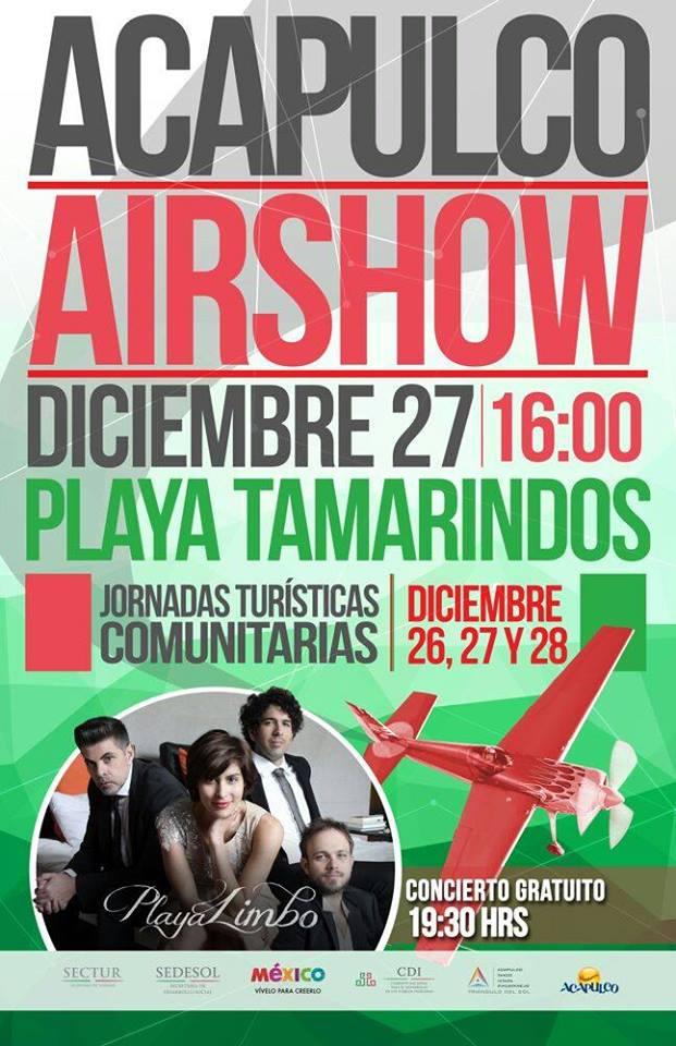 Air Show Acapulco 2014
