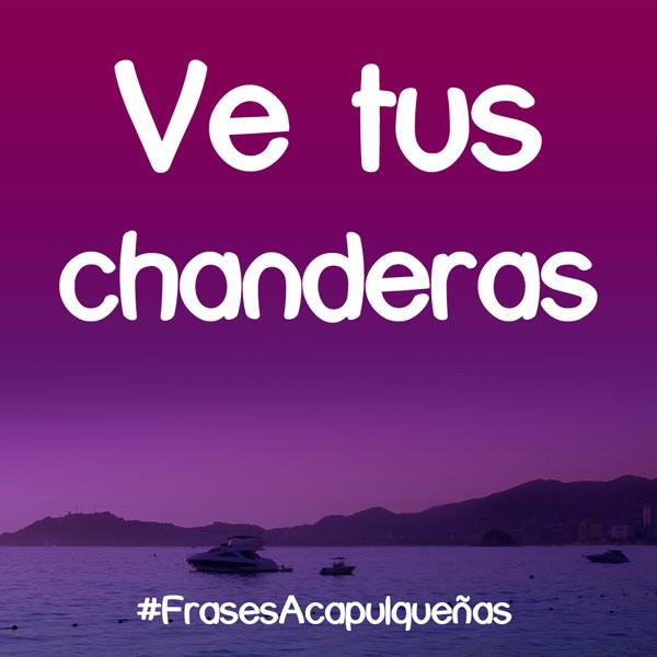 Chanderas
