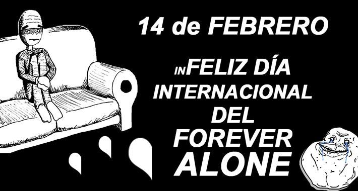 C mo pasar el 14 de febrero siendo un forever alone for Habitacion 14 de febrero
