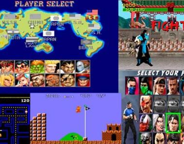 Videojuegos90s