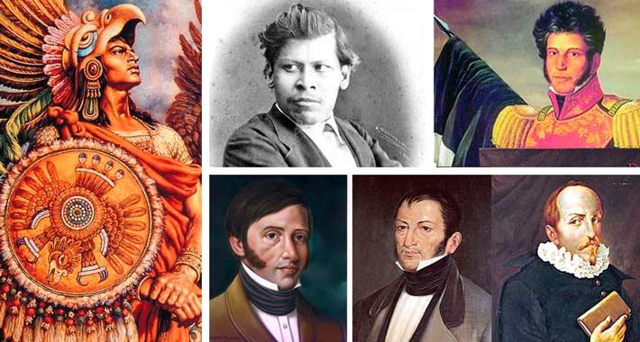 Guerrerenses-Historia