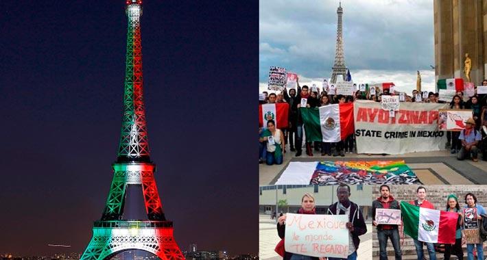 Francia-en-apoyo-a-Ayotzinapa