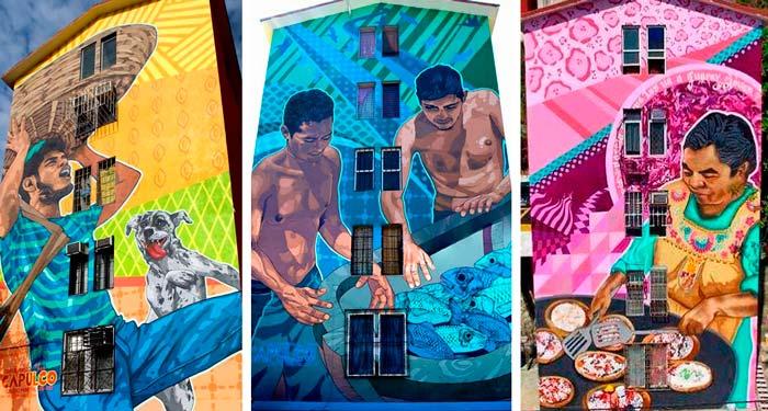 Murales-en-Acapulco