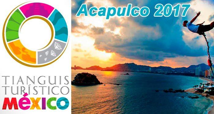 Resultado de imagen para tianguis turistico acapulco 2017