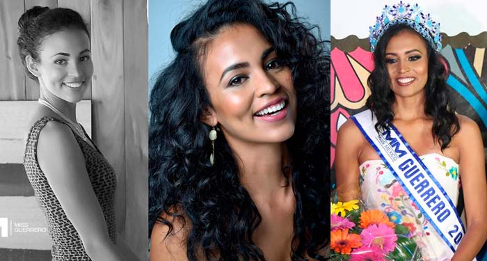 Samantha Leyva: Miss Guerrero 2016