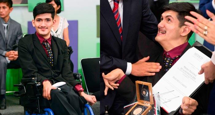 El «Stephen Hawking» Mexicano es Guerrerense y está sorprendiendo al Mundo