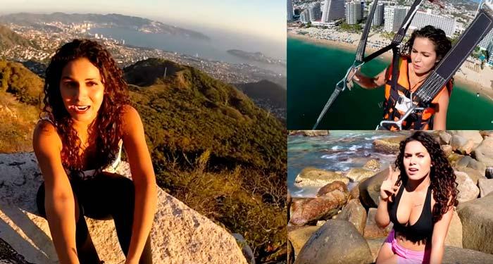 Belleza Acapulqueña nos muestra 3 Increíbles lugares de Acapulco