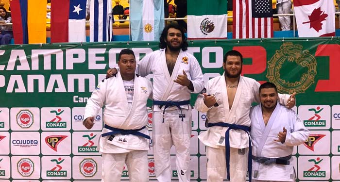 Acapulqueño gana Campeonato Panamericano de Jiujitsu 2017