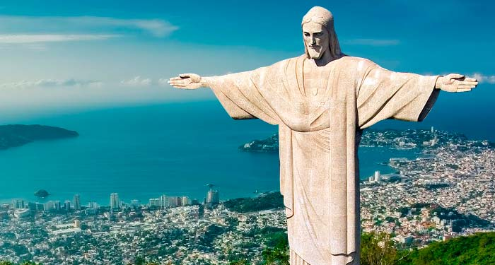 Construirán en Acapulco un Cristo más alto que el de Brasil