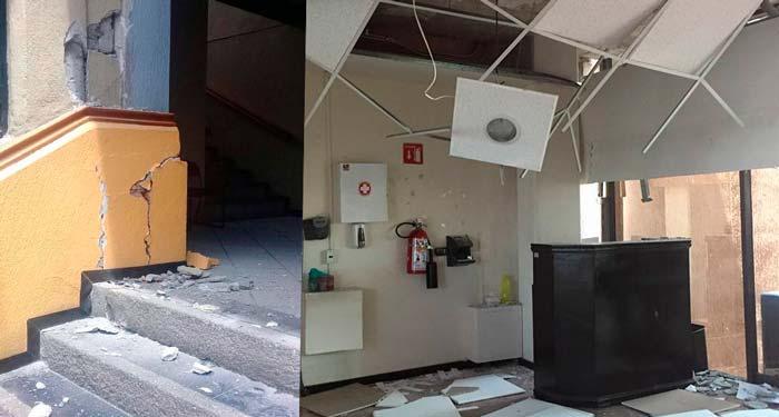 Tras el sismo, suspenden clases en Guerrero hasta nuevo aviso