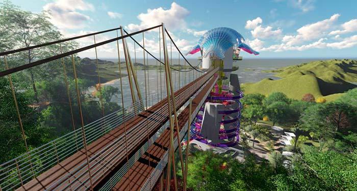 Acapulco tendrá el Parque de Diversiones más grande sobre el mar