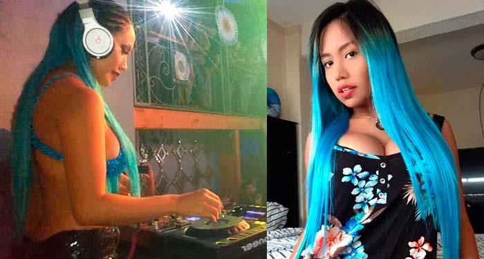 Luna Bella tocará como Dj en Acapulco a favor de los damnificados