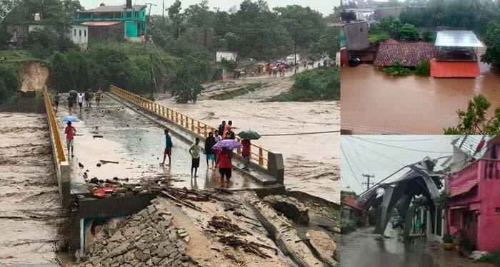 San Marcos, el municipio más afectado por el Huracán Max