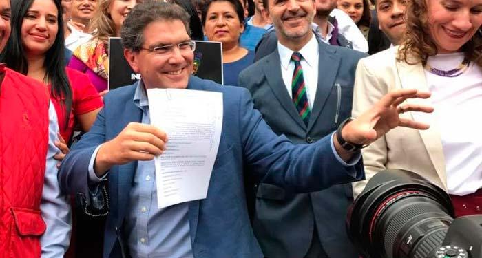 Político Guerrerense ya es candidato para ser Presidente de México