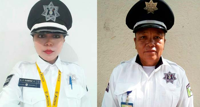 Reconocen a Mujeres Policías de Acapulco por su extraordinaria labor