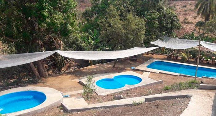 Dos Arroyos estrena balneario de aguas termales para los acapulqueños