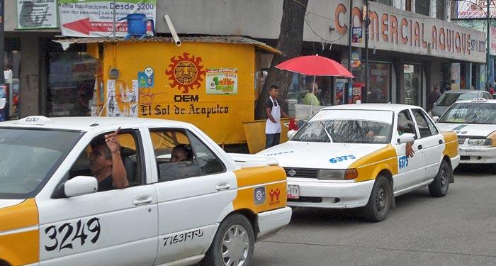 Transportistas de Acapulco darán pasaje gratis a mujeres este 10 de Mayo