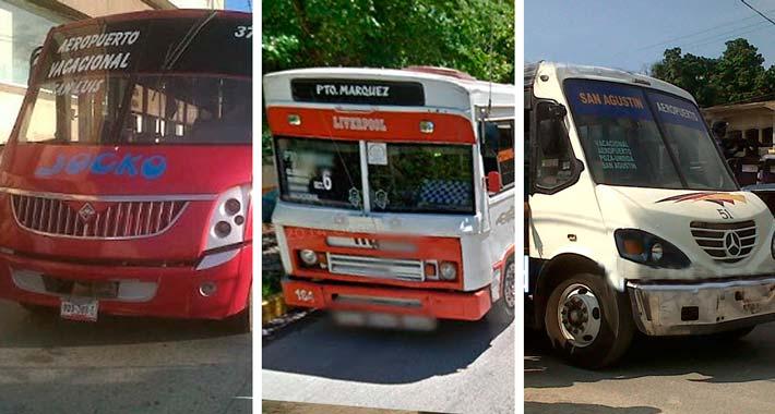 Camiones Puerto Marques Frases Acapulqueñas