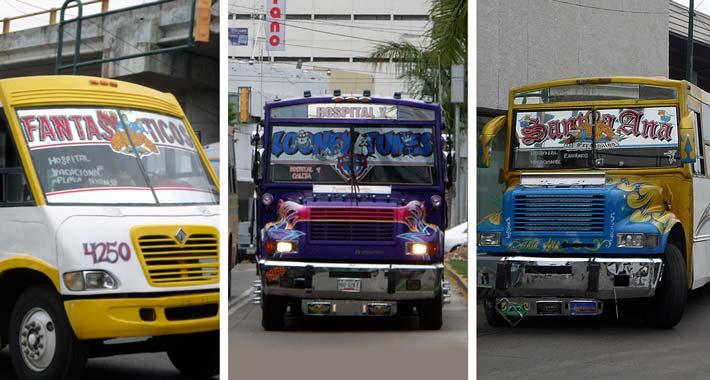 Los Camiones Urbanos Que Todo Acapulqueño Conoce Frases
